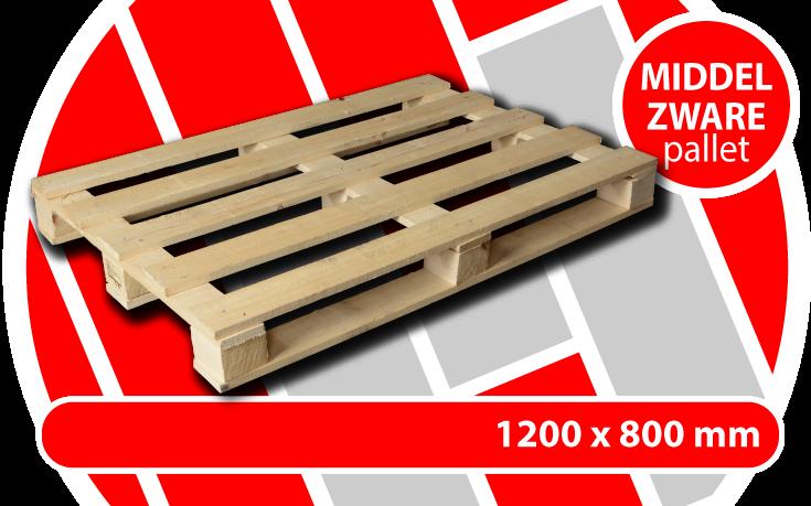 kleine houten pallet